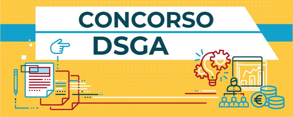 Concorso DSGA: la scheda di sintesi con le principali indicazioni