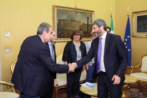 Autonomia differenziata, i sindacati scuola hanno incontrato il Presidente della Camera Roberto Fico
