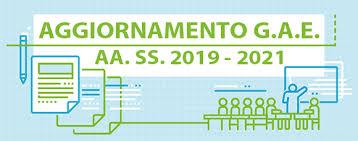 UAT di BOLOGNA | Pubblicazione GAE definitive 2019/2022 Infanzia/Primaria/Pers.le educativo